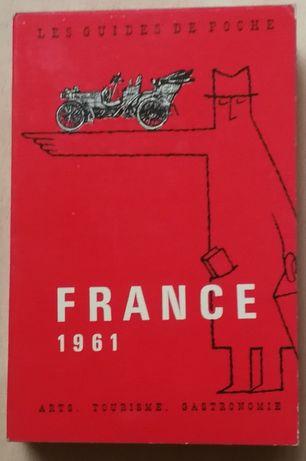 france 1961, arts tourisme, gastronomie, le livre de poche