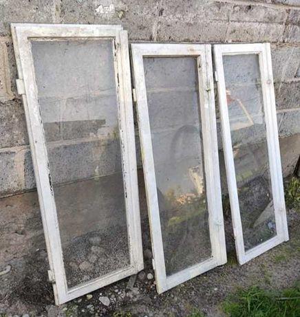 Oddam za darmo trzy okna