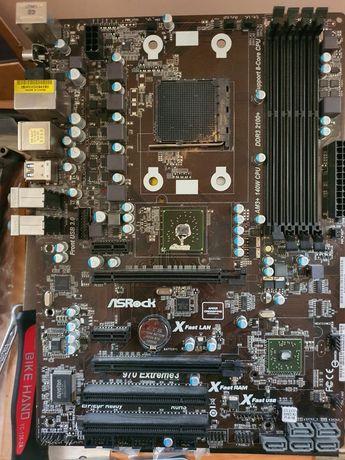 Uszkodzona płyta główna Asrock 970 Extreme 3 r 2.0