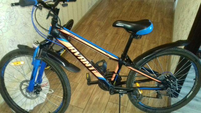 Продам подростковый велосипед AVANTI Rider 24 отличное состояние