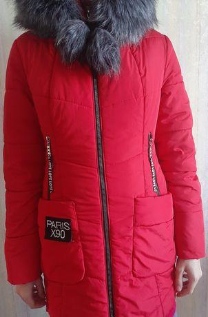 Зимнее пальто;