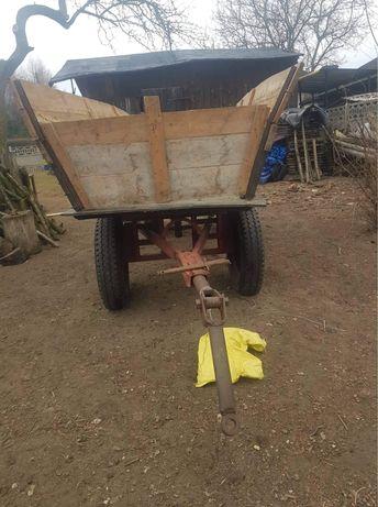 Wóz do traktora