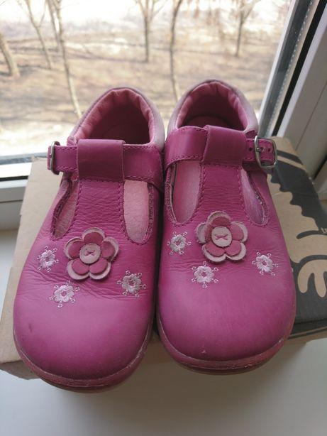 Кожаные туфли start rite 27р