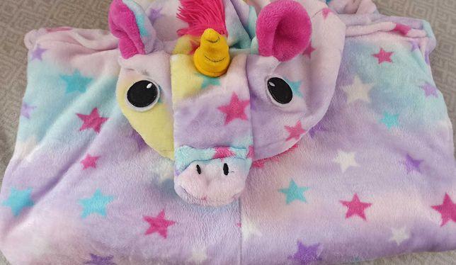 Kombinezon, pidżama, strój Unicorn