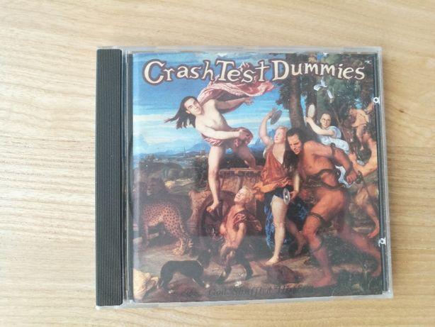 Crash Test Dummies płyta CD God shuffled his feet 1993
