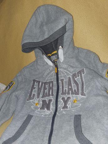 Bluza polarowa firmy EVERLAST dla chłopca 7-8 lat-128 bardzo ciepła!