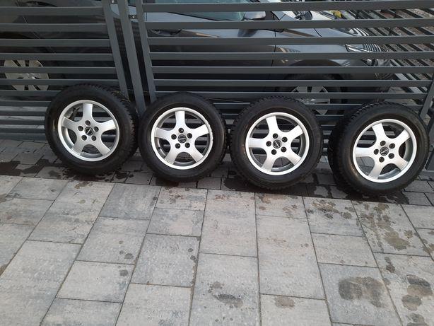 Koła 195/65/15 BORBET Opony Michelin X-Green Zimowe Opel Astra,Zafira