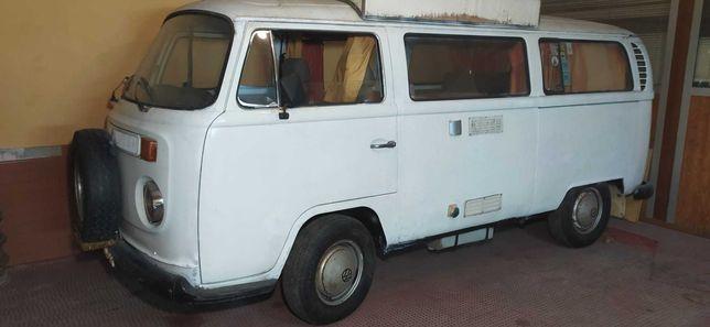 VW Pão de Forma Auto-vivenda
