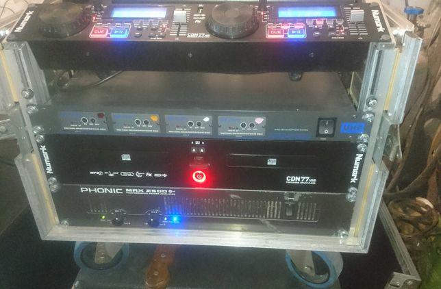 Koncówka mocy Phonic max 2500