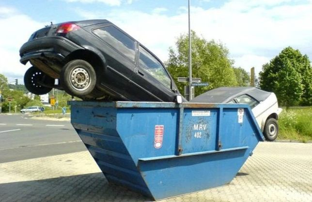 Утилизация старых авто и мототехники. Харьков и область