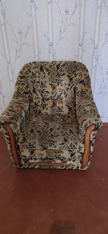 Диван раскладной+ кресло раскладное