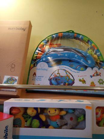 Nowa mata edukacyjna firmy Sun Baby - TANIO