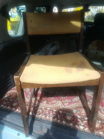 Krzesła prl na sprzedaż