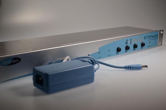 Przełącznik Gefen 4X1 DVI EXT-DVI-441 DLS