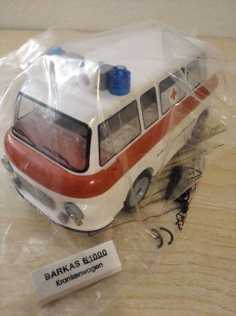 COBI Barkas B1000 Krankenwagen PRL
