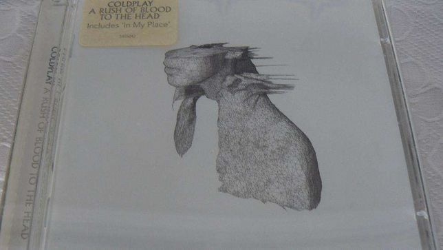 """CD """"A rush of Blood to the Head"""" - ColdPlay"""