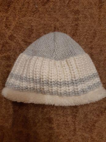 Зимняя шапка от 10 лет
