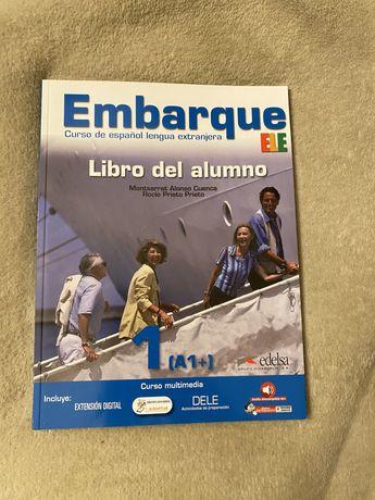 Embarque 1 (A1+) NOWE NIE UZYWANE