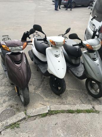 Аренда оренда скутеров Yamaha Jog 1400грн/нед