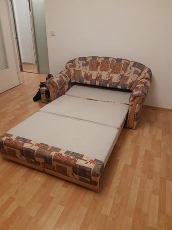 Sofa rozkładana solidna