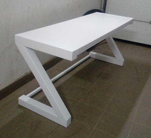 Biurko metalowe nogi loftowe industrialne nowoczesne stół stolik loft