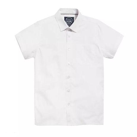 NOWA biała koszula 104 cm Cool Club SMYK elegancka wizytowa