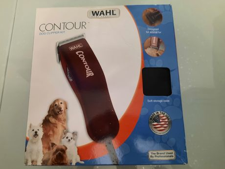 Машинка для стрижки котов и собак WAHL CONTOUR USA
