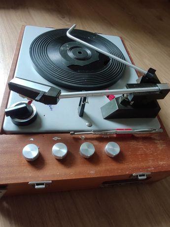 Gramofon UNITRA WG-580f retro vintage
