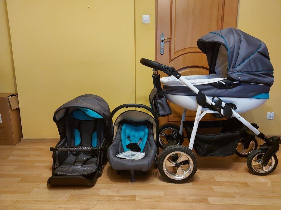 Wózek  dziecięcy  ICCON 3w1 Nakło nad Notecią - image 1