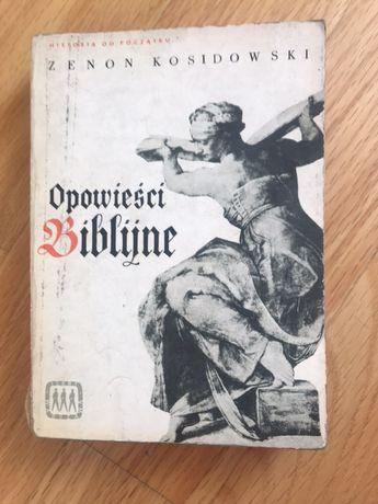 Zenon Kosidowski Opowieści biblijne