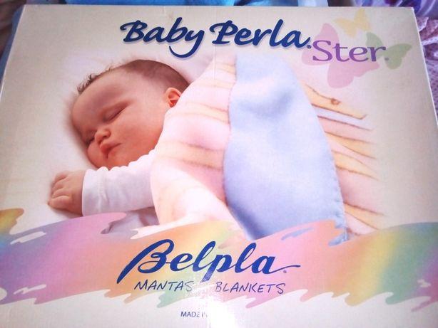 Cobertor Baby Perla STER