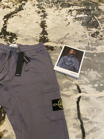 Штаны, спортивки, джинсы Stone Island SI Cp company, off white