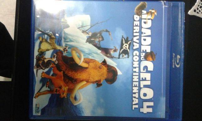 Blu-ray Idade do gelo 4-deriva continental