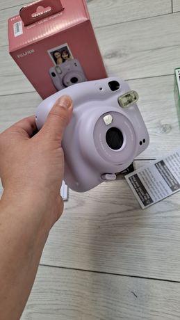 Aparat FUJIFILM Instax Mini 11 Fioletowy+ Wkład 20 szt