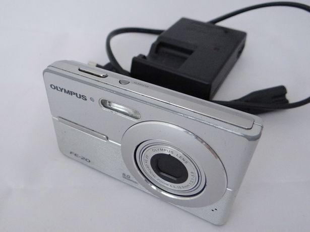 Aparat fotograficzny Olympus FE-20 cyfrowy