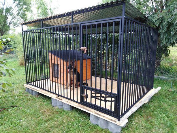 Kojec dla psa 3x2 m, klatka, boks, zagroda, SZYBKA REALIZACJA