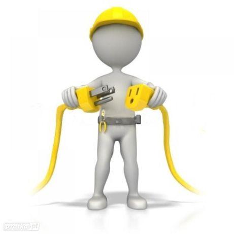Usługi elektryczne- Elektryk