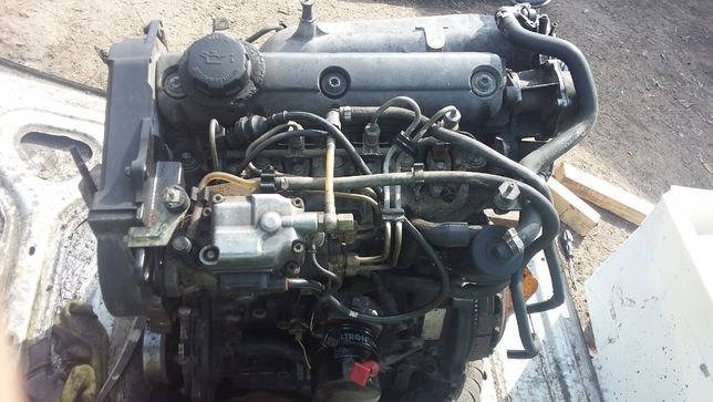 двигун F8T Volvo v40/S40/renault 1.9 td FDP