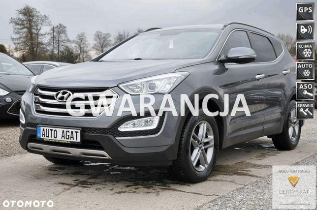 Hyundai Santa Fe *nawi*kamera cofania*podgrzewane fotele*skóra*ledy*