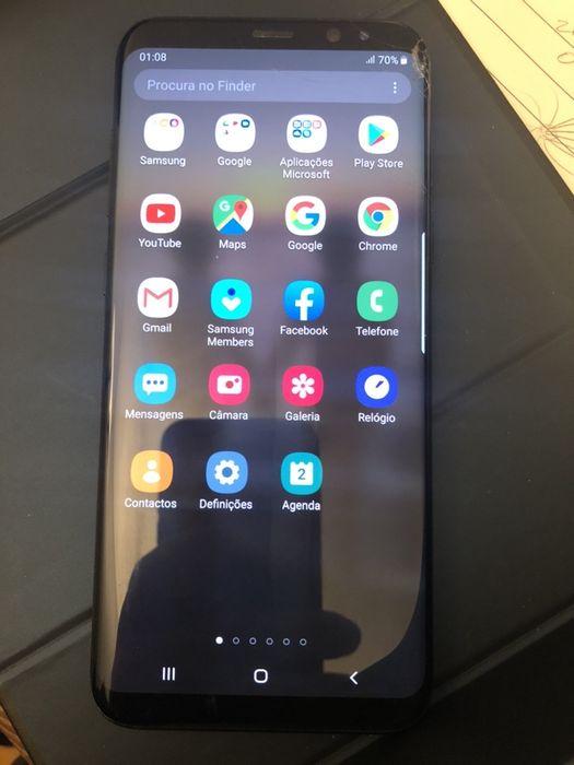 Samsung galaxy s8 + Gondomar (São Cosme), Valbom E Jovim - imagem 1