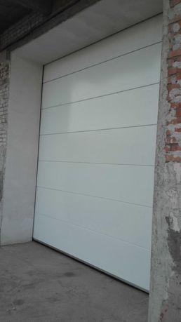 Brama Garażowa 3500 x 2200 , Segmentowa