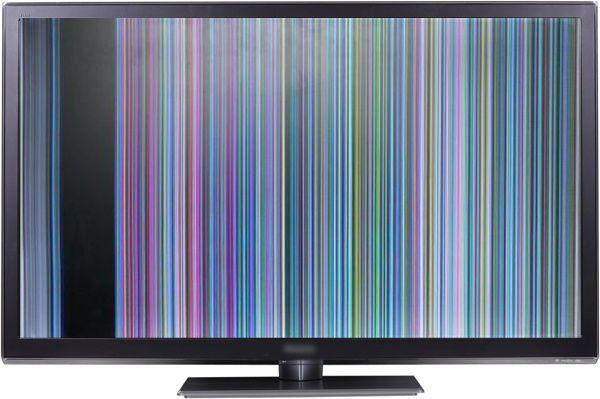 Ремонт , LCD телевизоров, Прошивка , замена led