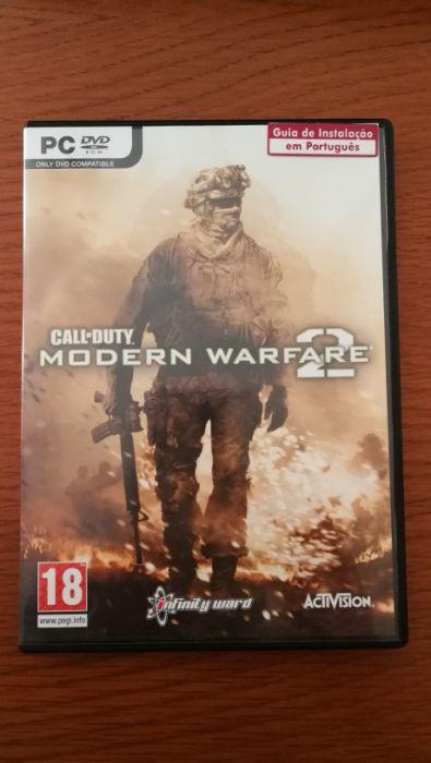 """Jogo PC - Call Duty """"Modern Warfare 2"""" Nossa Senhora de Fátima - imagem 1"""