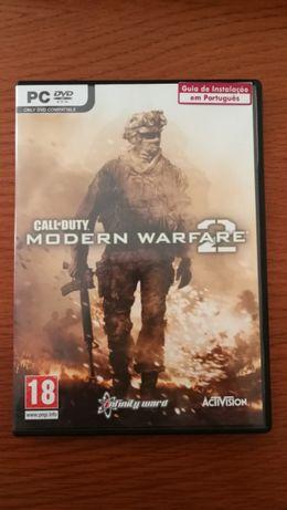 """Jogo PC - Call Duty """"Modern Warfare 2"""""""
