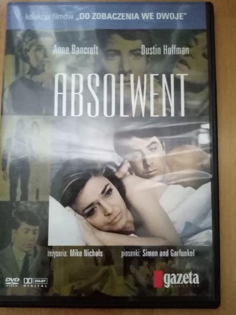 Sprzedam oryginalny Film na DVD Absolwent klasyka kina światowego