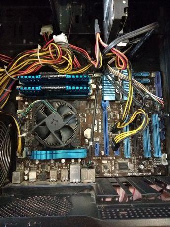 Обмен Материнская плата Asus P8H67 + Intel i5-2500 3.3GHz