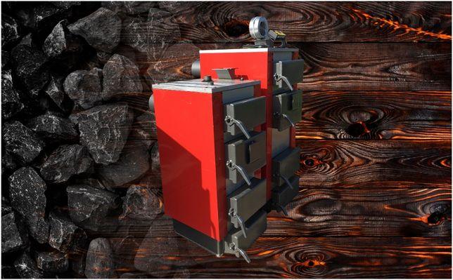Kocioł kotły piec 19 kW 140m2 węgiel drewno