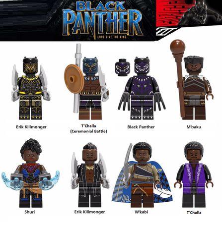 Coleção Bonecos / Minifiguras Super Heróis nº108 - compativeis c/ Lego