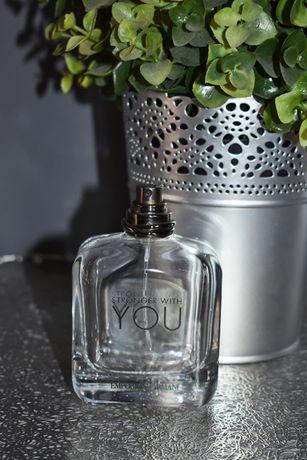 Flakon po perfumie Emporio Armani Stronger With You butelka opakowanie