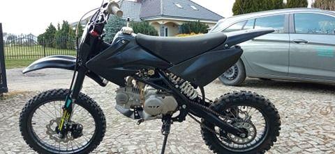 Motocross PitBike 140 rcz